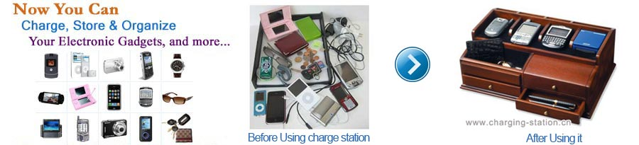 function of Charging station