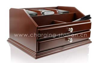 executive_charging_valet_brown